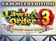 Jetzt das Klick-Management-Spiel Lawn & Order 3: Querbeet durch Europa Sammleredition kostenlos herunterladen und spielen