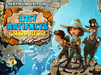 Lost Artifacts: Golden Island Platinum Edition