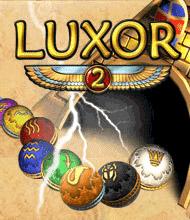 Action-Spiel: Luxor 2