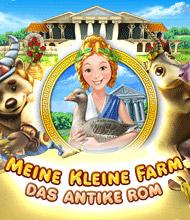 Klick-Management-Spiel: Meine kleine Farm: Das antike Rom