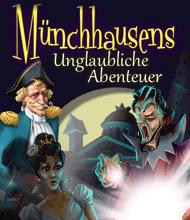 Wimmelbild-Spiel: M�nchhausens Unglaubliche Abenteuer