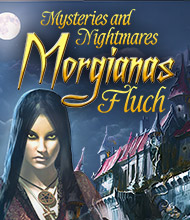 Wimmelbild-Spiel: Mysteries and Nightmares: Morgianas Fluch