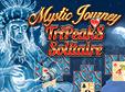 solitaire-Spiel: Mystic Journey: Tri Peaks Solitaire