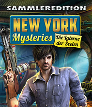 Wimmelbild-Spiel: New York Mysteries: Die Laterne der Seelen Sammleredition