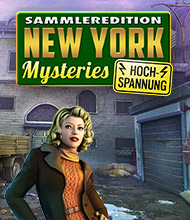 Wimmelbild-Spiel: New York Mysteries: Hochspannung Sammleredition