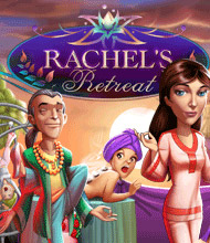 Klick-Management-Spiel: Rachel's Retreat