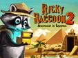 match-3-Spiel: Ricky Raccoon 2: Abenteuer in Ägypten
