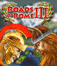 Klick-Management-Spiel: Roads of Rome 3