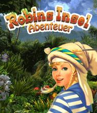 3-Gewinnt-Spiel: Robins Insel-Abenteuer