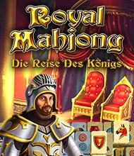 Mahjong-Spiel: Royal Mahjong: Die Reise des Königs