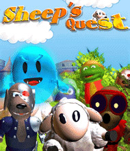 Logik-Spiel: Sheep's Quest
