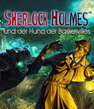 Wimmelbild-Spiel: Sherlock Holmes und der Hund der Baskervilles