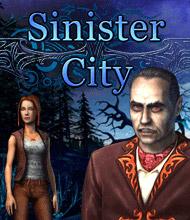 Wimmelbild-Spiel: Sinister City