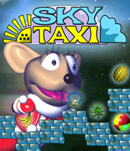 Action-Spiel: Sky Taxi