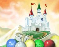 3-Gewinnt-Spiel: Sky Bubbles Deluxe