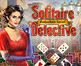 Solitaire-Spiel: Solitaire Detective: Falsches Spiel