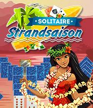 Solitaire-Spiel: Solitaire: Strandsaison