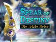 hidden-object-Spiel: Spear of Destiny: Die letzte Reise