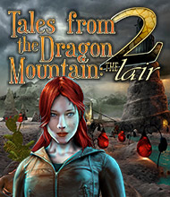 Wimmelbild-Spiel: Tales From The Dragon Mountain 2: The Lair