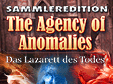 hidden-object-Spiel: The Agency of Anomalies: Das Lazarett des Todes Sammleredition