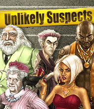 Wimmelbild-Spiel: Unlikely Suspects