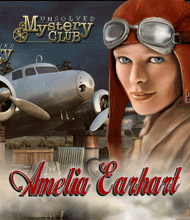 Wimmelbild-Spiel: Unsolved Mystery Club: Amelia Earhart