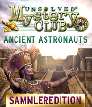 Wimmelbild-Spiel: Unsolved Mystery Club: Ancient Astronauts Sammleredition