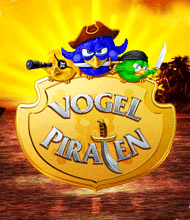 Action-Spiel: Vogel-Piraten