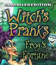 Wimmelbild-Spiel: Witch's Pranks: Frog's Fortune Sammleredition