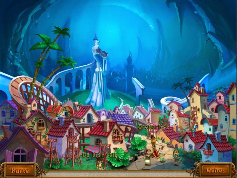 a-gnomes-home-der-kristall-des-lebens - Screenshot No. 2