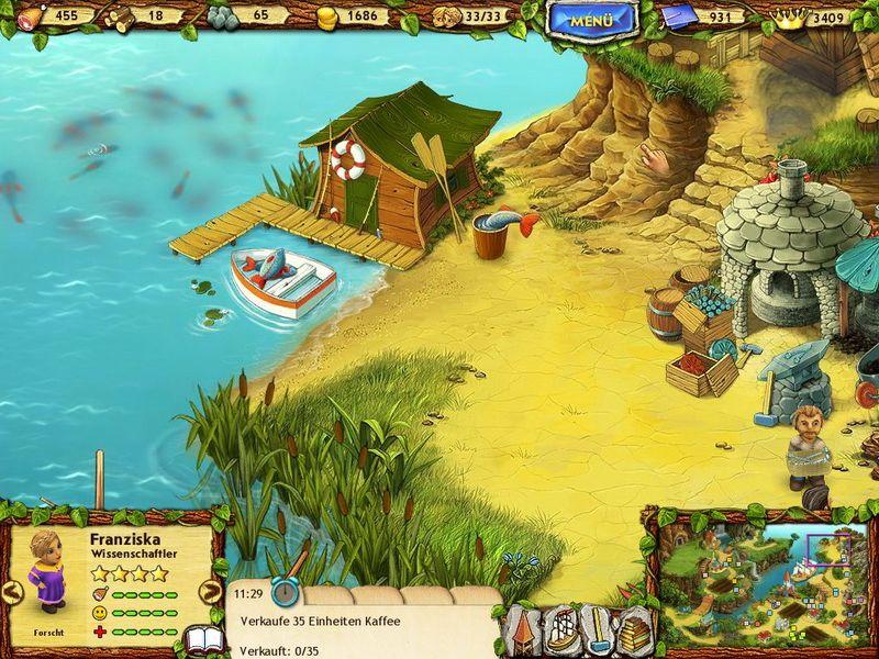 das-gelobte-land - Screenshot No. 3