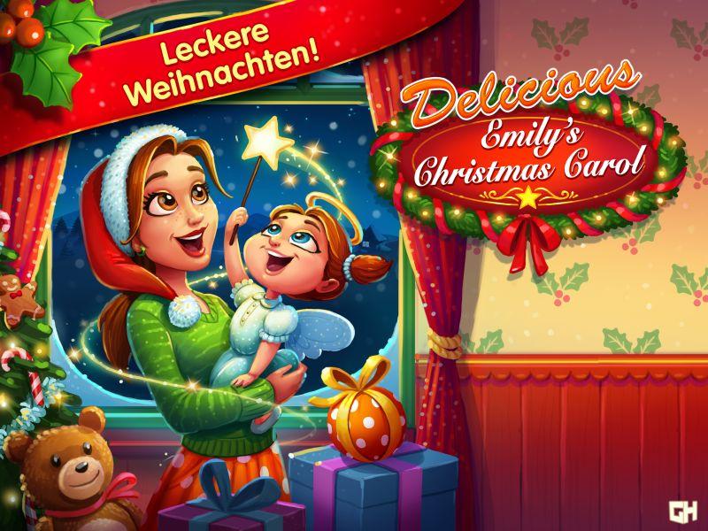 delicious-emily-und-das-weihnachts-musical-platinum-edition - Screenshot No. 1