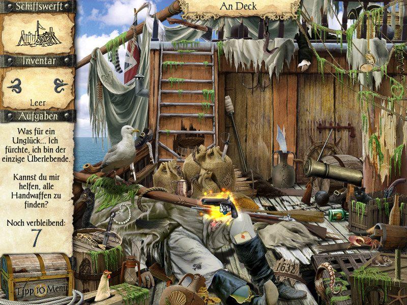 die-abenteuer-von-robinson-crusoe - Screenshot No. 2