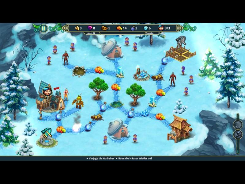 die-legende-der-elfen-7-die-naechste-generation - Screenshot No. 2