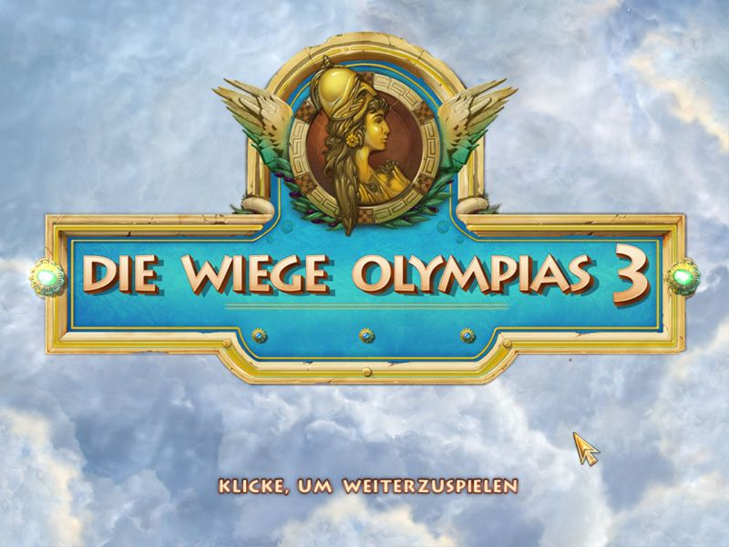 die-wiege-olympias-3 - Screenshot No. 1