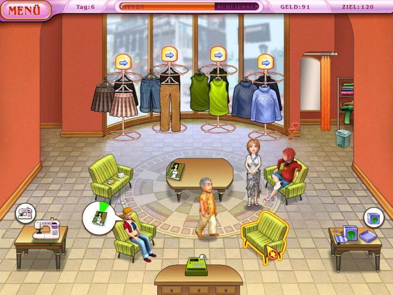 dress-up-rush - Screenshot No. 3