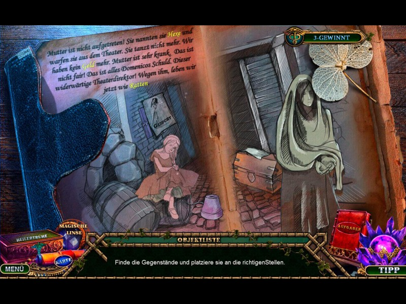 enchanted-kingdom-gift-und-vergeltung - Screenshot No. 3