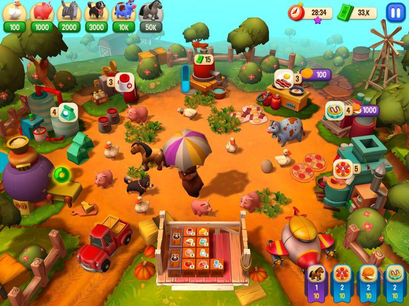 farm-frenzy-reloaded-sammleredition - Screenshot No. 1