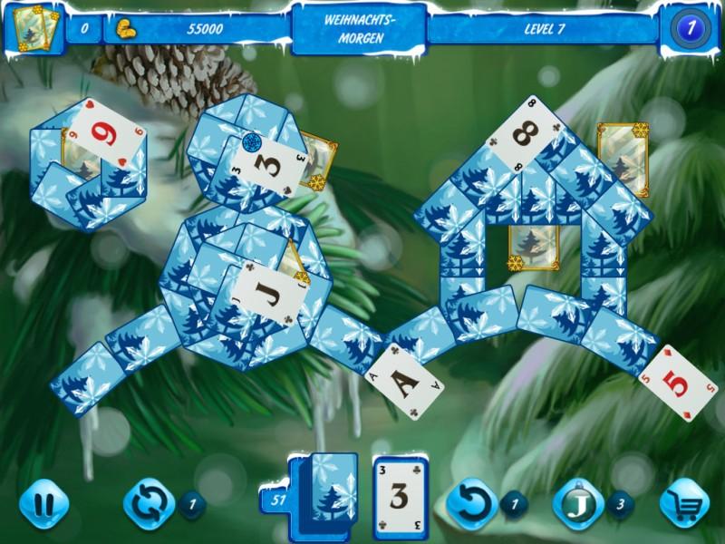 frostige-winterabenteuer-solitaire-2 - Screenshot No. 1