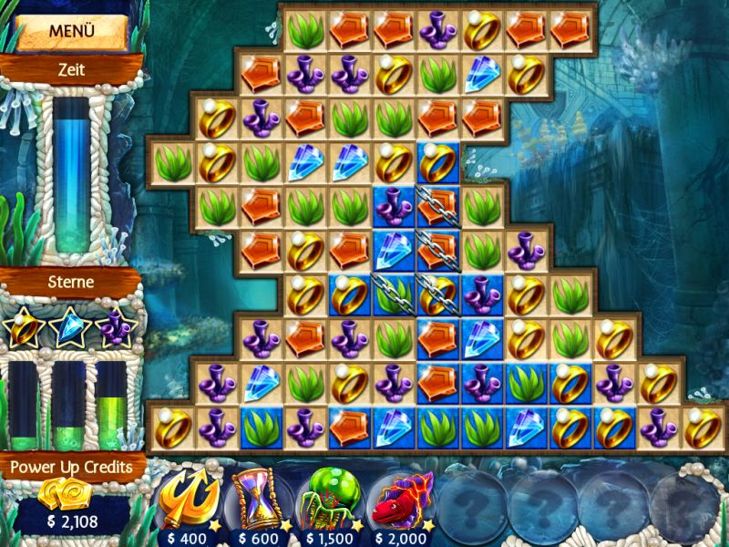 jewel-legends-atlantis - Screenshot No. 2