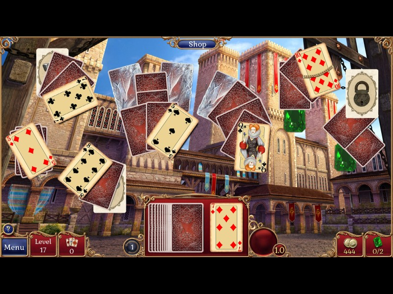 jewel-match-solitaire-2-sammleredition - Screenshot No. 4