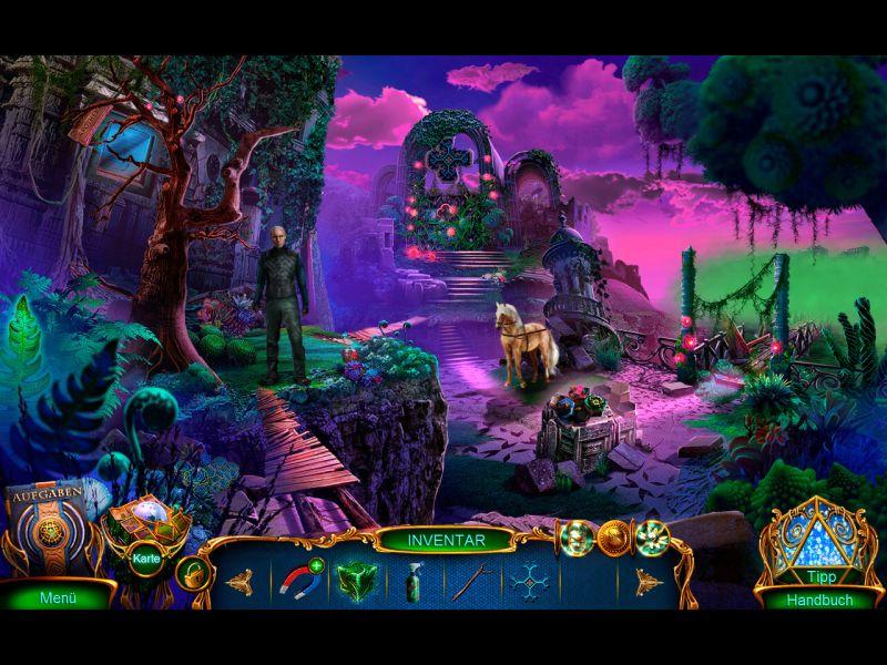 labyrinths-of-the-world-devils-tower-sammleredition - Screenshot No. 2