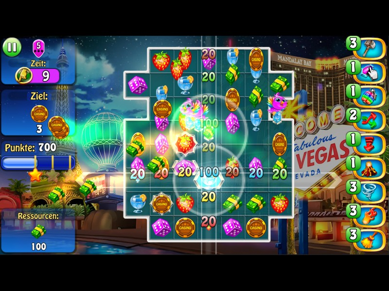 magica-travel-agency-las-vegas - Screenshot No. 2