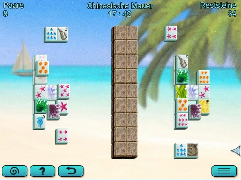 ocean-mahjong - Screenshot No. 1