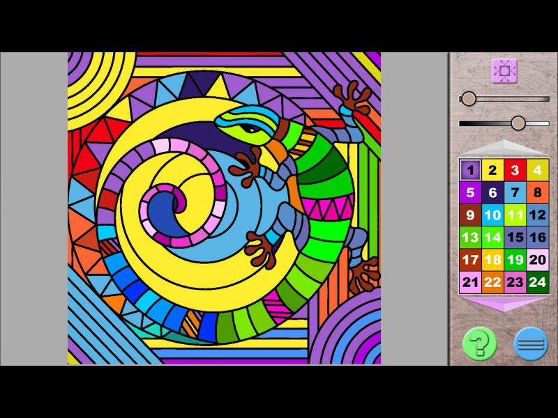 paint-by-numbers - Screenshot No. 4