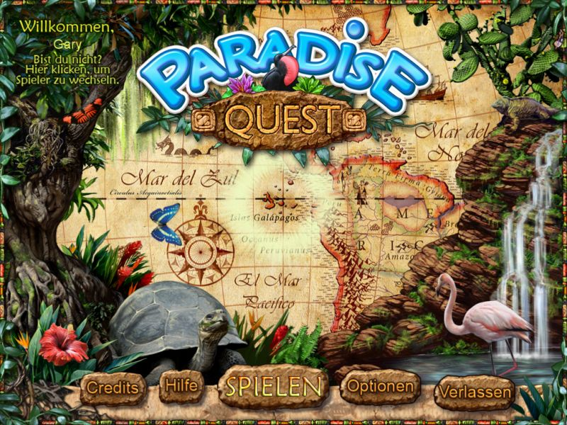 paradise-quest - Screenshot No. 1