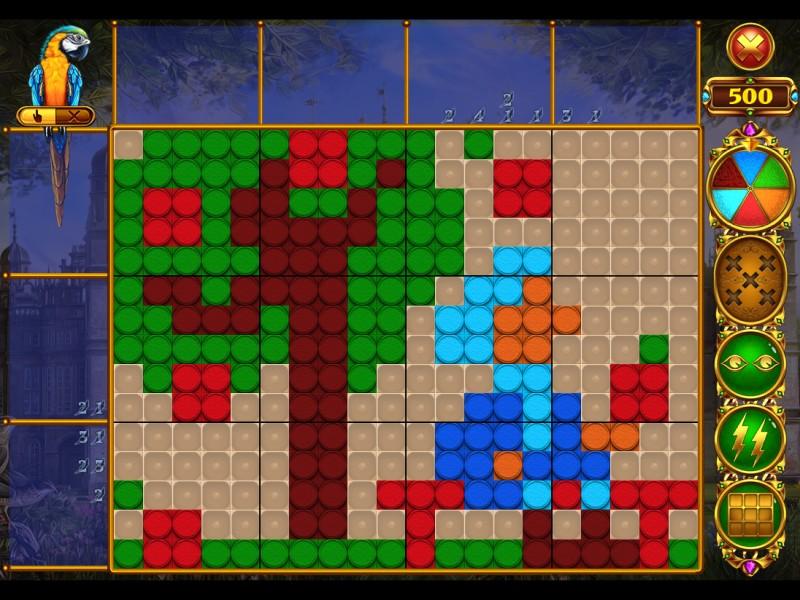 rainbow-mosaics-die-schatzsuche-2 - Screenshot No. 2