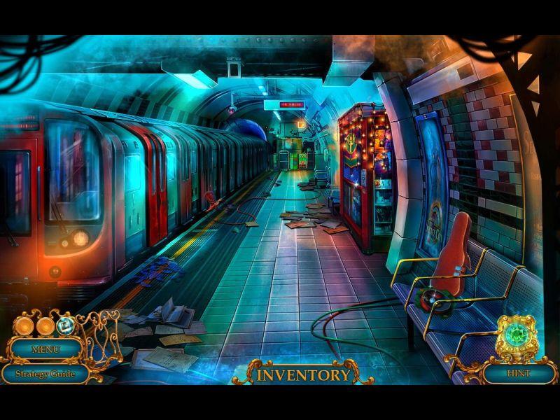 secret-city-die-menschliche-bedrohung-sammleredition - Screenshot No. 1