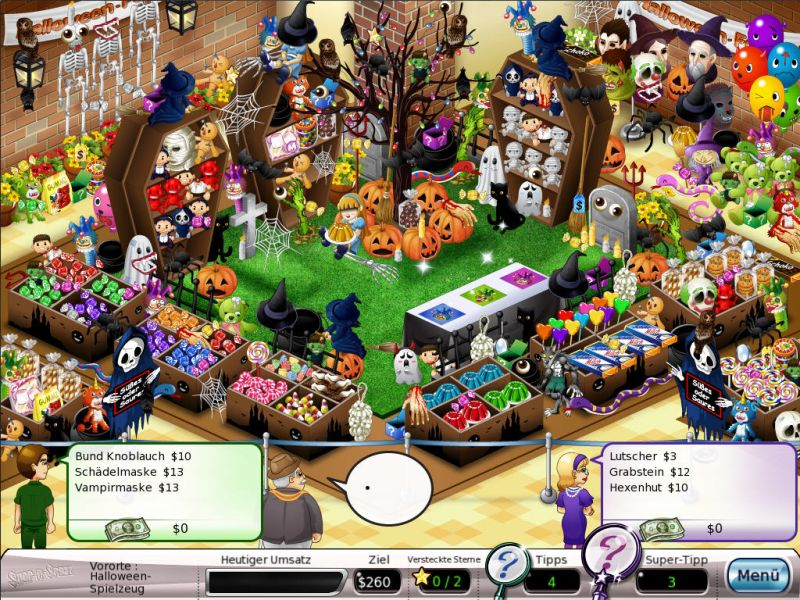 shop-n-spree-familienimperium - Screenshot No. 4