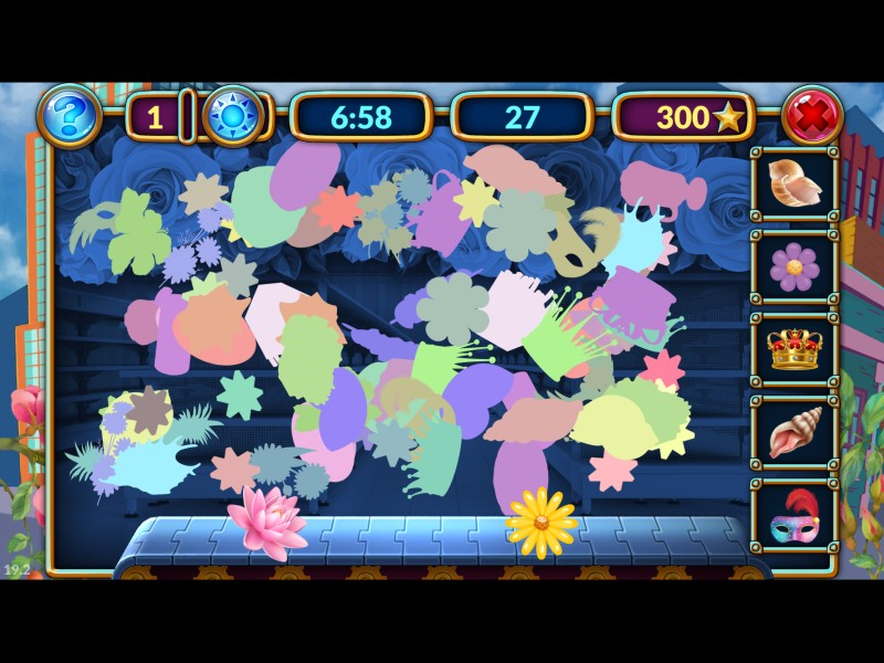 shopping-clutter-3-blooming-tale - Screenshot No. 2
